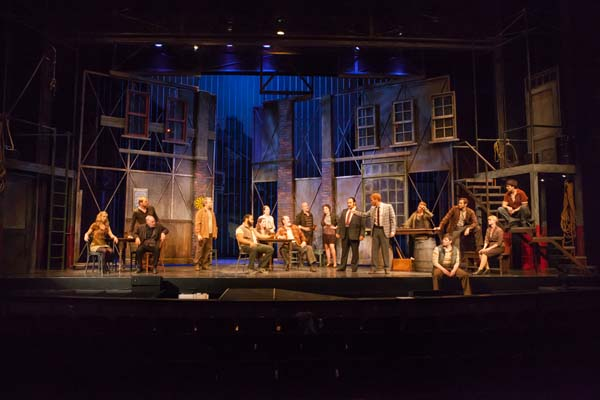 Archive Photos from The Last Ship | Pioneer Theatre Company