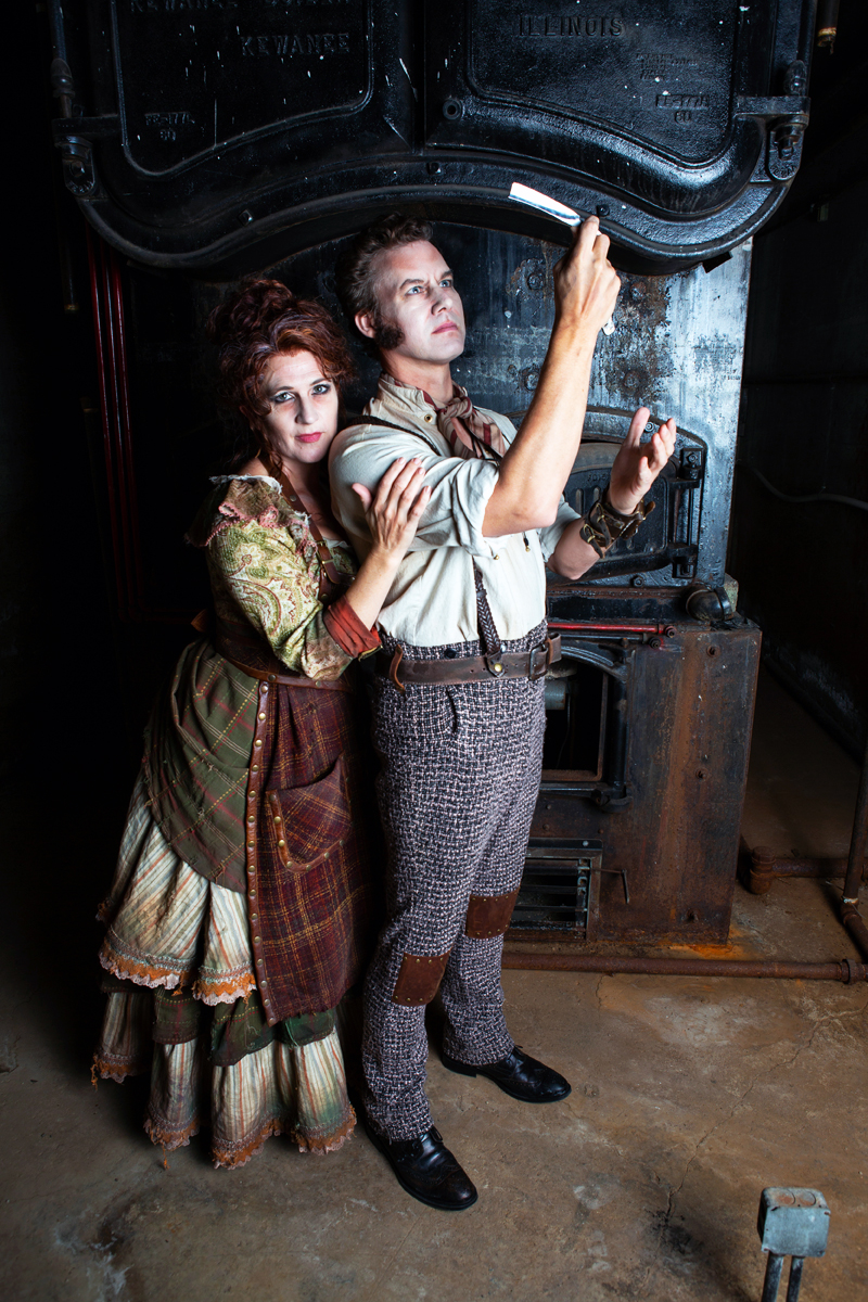 Sweeney Todd First Look At Sweeney And Mrs Lovett